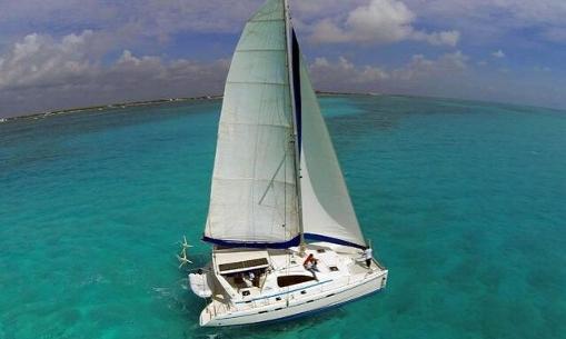 Catamaran Isla Morada 42'