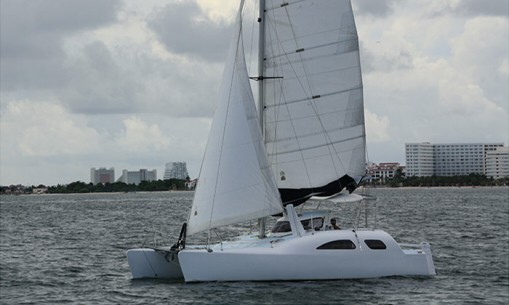 Nal Gone Catamaran