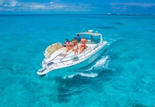 Sea Ray Isla Mujeres 3
