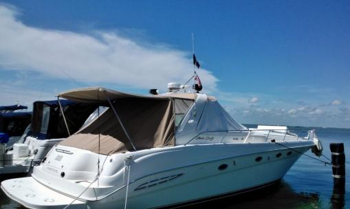 Sea Ray 46' Sundancer