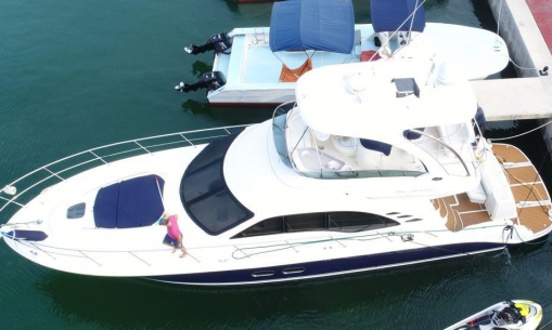 Sea Ray 50´Flybridge